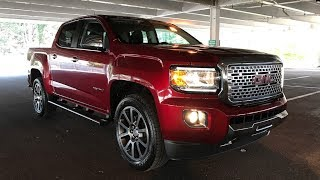 GMC Canyon Denali 2017 Videos