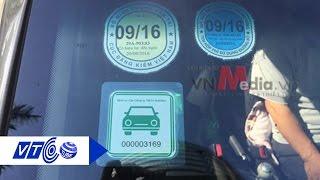 Grab car: Dán logo vừa bắt buộc, vừa có lợi | VTC