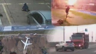 Doodeng: krankzinnige ongelukken gefilmd - DE VIJF