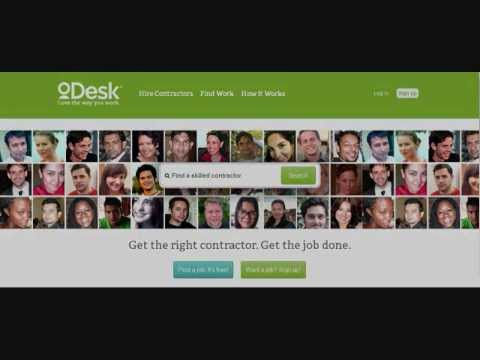 oDesk Review