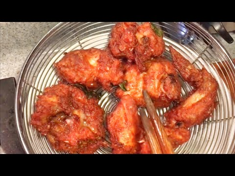 Ayam Goreng Recipe 马来炸鸡 Malay Fried Chicken