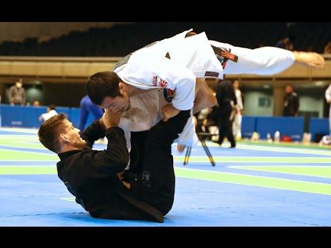 Rafa Mendes vs Tsukada Ichitaro | 2014 Rickson Cup | Art of Jiu Jitsu Academy