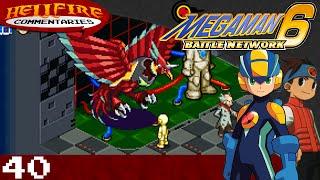 Mega Man Battle Network 6: Cybeast Gregar playthrough [Part 40: Climatic Showdown! CYBEAST GREGAR!]
