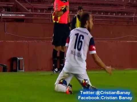 San Lorenzo 3 Godoy Cruz 1 (Gol de Vestuario)  Copa Argentina 2016