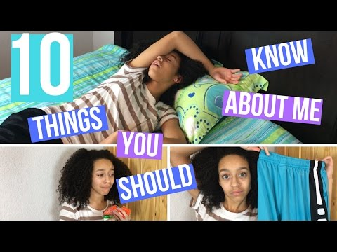 things you should know about someone your dating