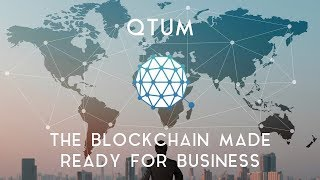 QTUM | The blockchain made ready for business