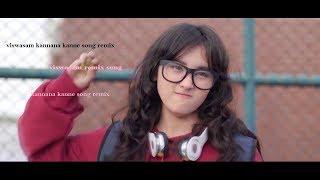 #Kannana kanne remix song | Best of scenes