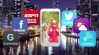 Trailer ứng dụng Start cho Android - phần mềm màn hình khóa screenshot 1