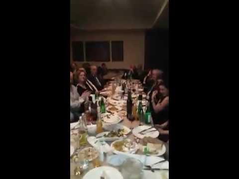 Georgig Chirishian Derian Kebab Easter Party At Granada Restaurant 4-4-2015