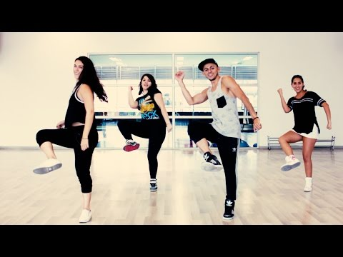 Charly Black - Gyal You A Party Animall | Leonardo Siza (Coreografía) Fitness Dance Video