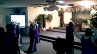 Hosanna Forever praise dance