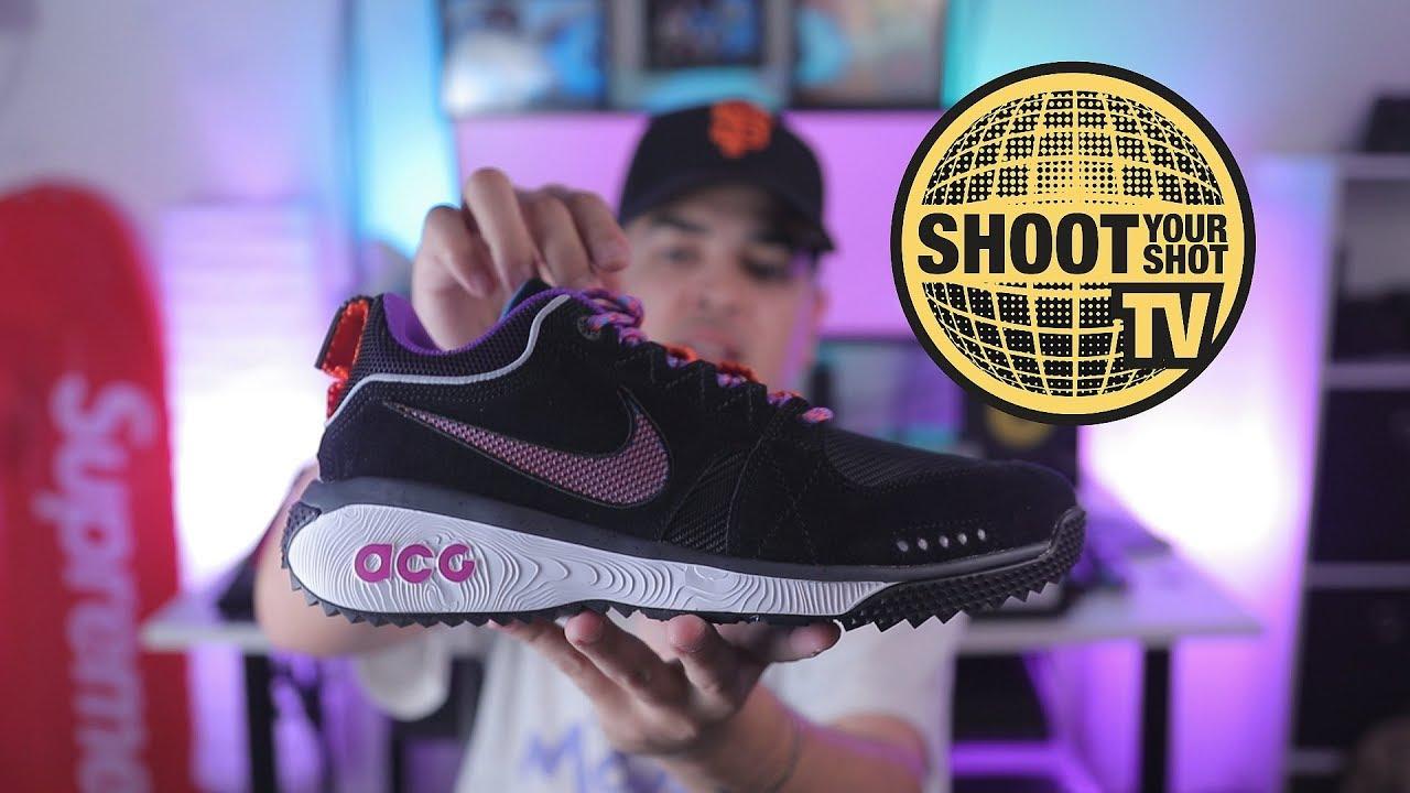 frente Venta anticipada Hacer  Nike ACG Dog Mountain Review | In Hand & On Feet - YouTube