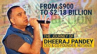 Dheeraj Pandey, CEO & Founder, Nutanix
