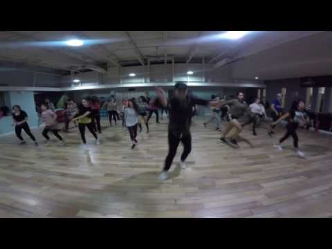 Pitbull - Ay chico choreography