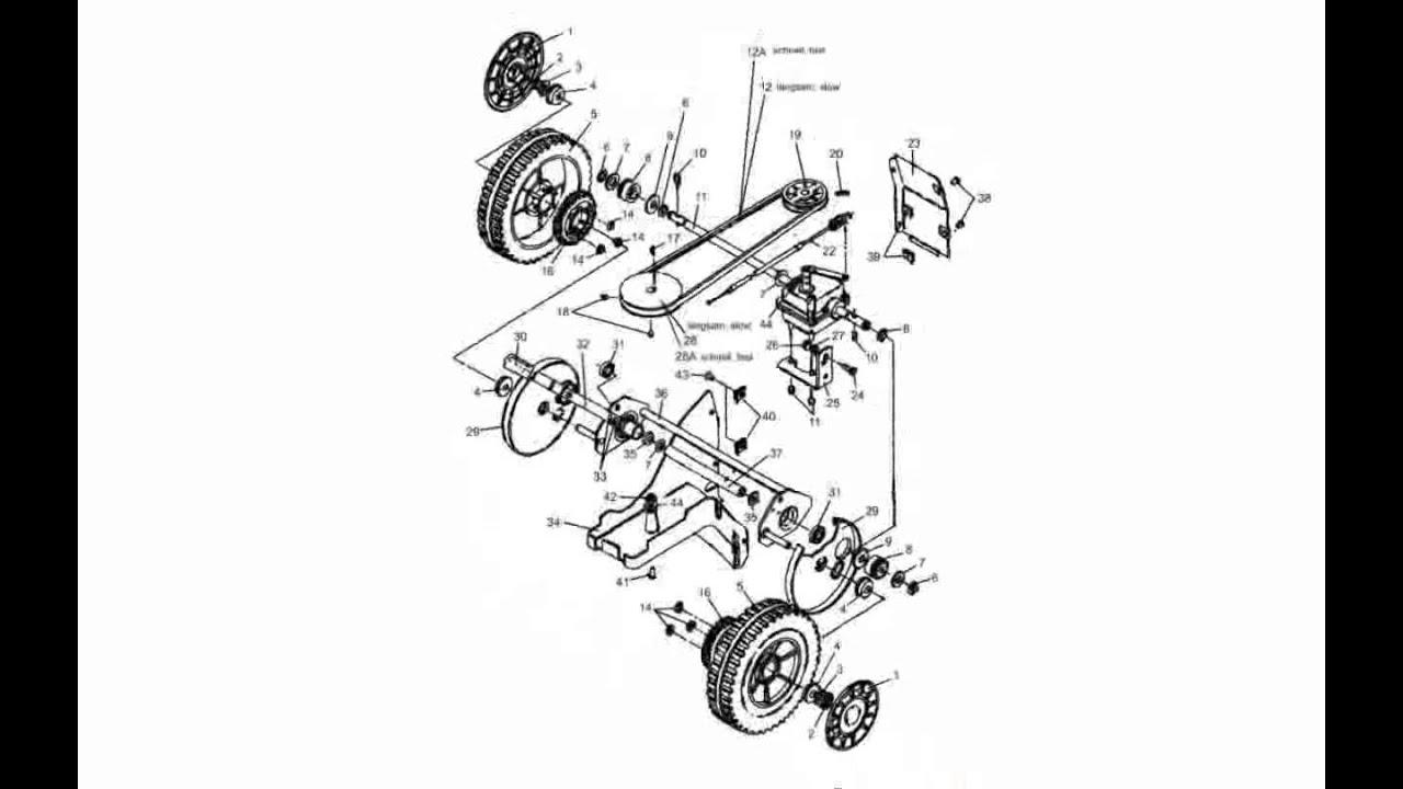 Rover XDS46 Self Propelled  debiana  YouTube
