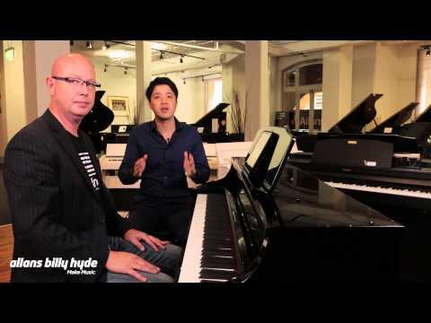 Roland Digital Pianos: DP, HP & LX Series Comparison