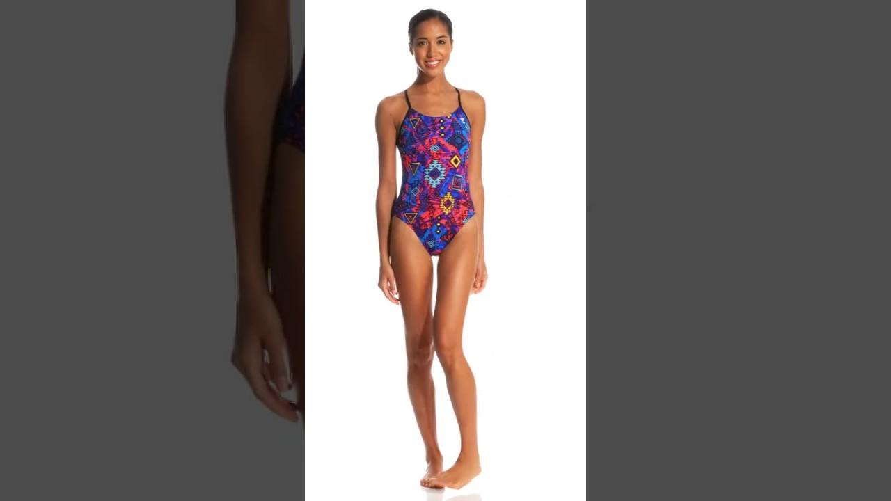 8156a22de2120 TYR Women s Santa Ana Cutoutfit One Piece Swimsuit