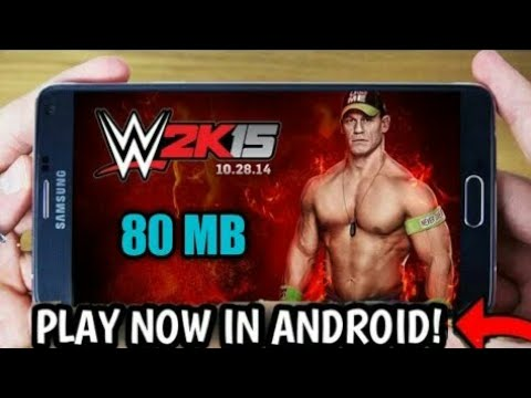 25+ How To Download Wwe 2K 15 In Android Wallpapers