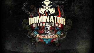 The Supreme Team Outblast Angerfist Tha Playah & Evil Activities LIVE @ Dominator 2011 [320 Kbps]