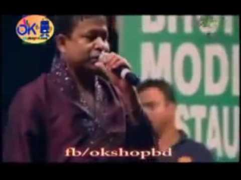Monir Khan Best Of Song 'Anjona' Live In Qatar   2016