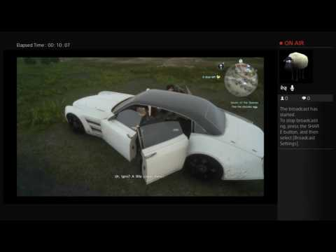 AmillyM93's Live PS4 Broadcast