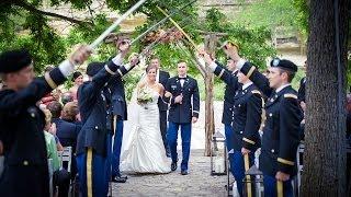 Pecan Grove at The Salt Lick: Wedding Video