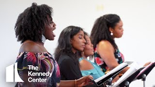 Excerpt from WNO's Blue Workshop | Mar. 15 - 28, 2020