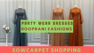| Sowcarpet Shopping @