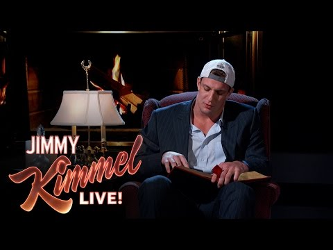 Rob Gronkowski Reads Erotic Fan Fiction