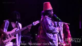 """James Ross @ Tank & The Bangas - """"Boxes and Squares"""" - www.Jross-tv.com (St. Louis)"""