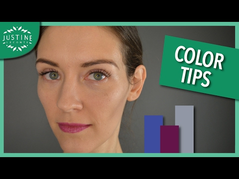 COLOR THEORY basics FOR FASHION | Justine Leconte