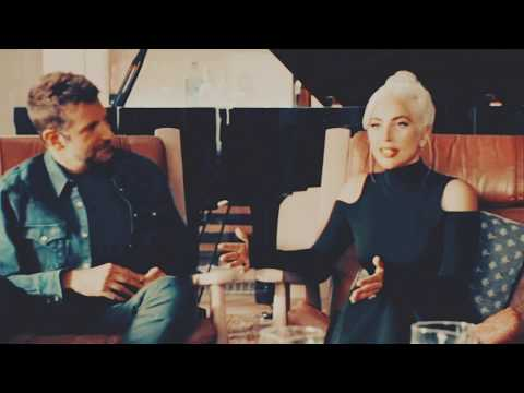 A Star is Born II Lady gaga & Bradley Cooper ♠ Moments Together