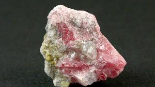 ロードクロサイト (菱マンガン鉱) 結晶 16.8g / Rhodochrosite