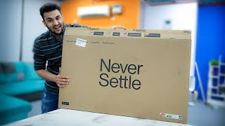 OnePlus Sent Me Huge 43 Inch Budget TV!   My Honest Opinion!
