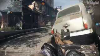 "Call of Duty: Ghosts - ""Favela Map"" Invasion DLC Gameplay (Commented) [EN]"