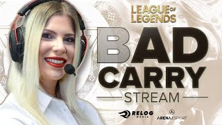 🔴 Mila - Platinasti Status 🔴 - League of Legends - (B)AD Carry Stream