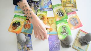 PICK a CARD ~ Buddha Baby ~ WHAT DOES YOUR FUTURE SELF WANTS TO TELL YOU