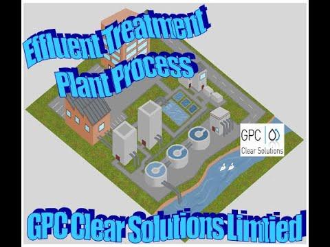 Effluent Treatment Plant Process