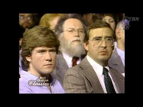 Billy Graham Boston MA 1982