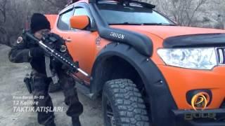 Bora Silah BR-99 Otomatik Şarjörlü Av Tüfeği | Taktik Atışlar