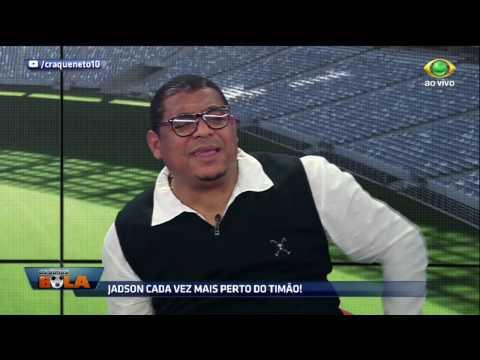 Vampeta Sobre Contratar Jadson: Nem A Pau!