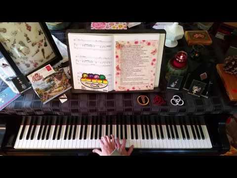 Downstream Piano Cover