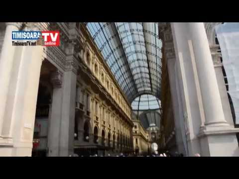 Milan tour 1 Il Duomo, La Scala,, Galleria Vittorio Emanuele II