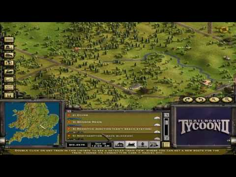 Railroad Tycoon 2 Platinum - 20 - Second Century: Battle for
