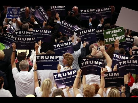 G.O.P.  Nominates Trump For President   Republican National Convention   The New York Times