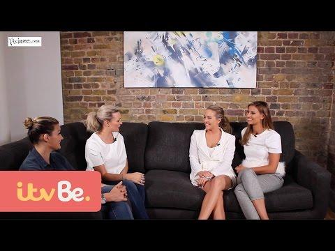 Tuesday Chats | Pixiwoo Meet TOWIE's Lydia and Ferne | ITVBe