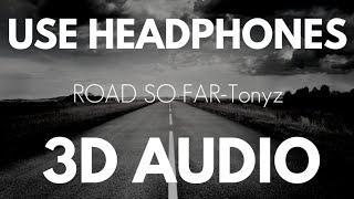 TonyZ - Road So Far   3D Song   Killer Bass   Inspired By Alan Walker   [NCN Release]