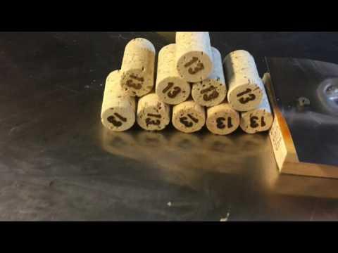 Wine Cork Branding Iron