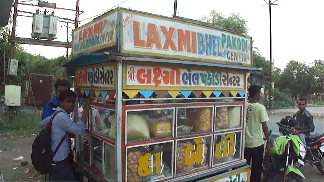Bhel Puri Indian Street Food