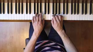 Blest Be the Tie that Binds (Chordtime Hymns) [Intermediate Piano Tutorial]